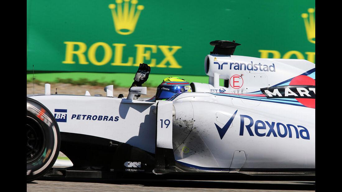 Felipe Massa - GP Italien 2015