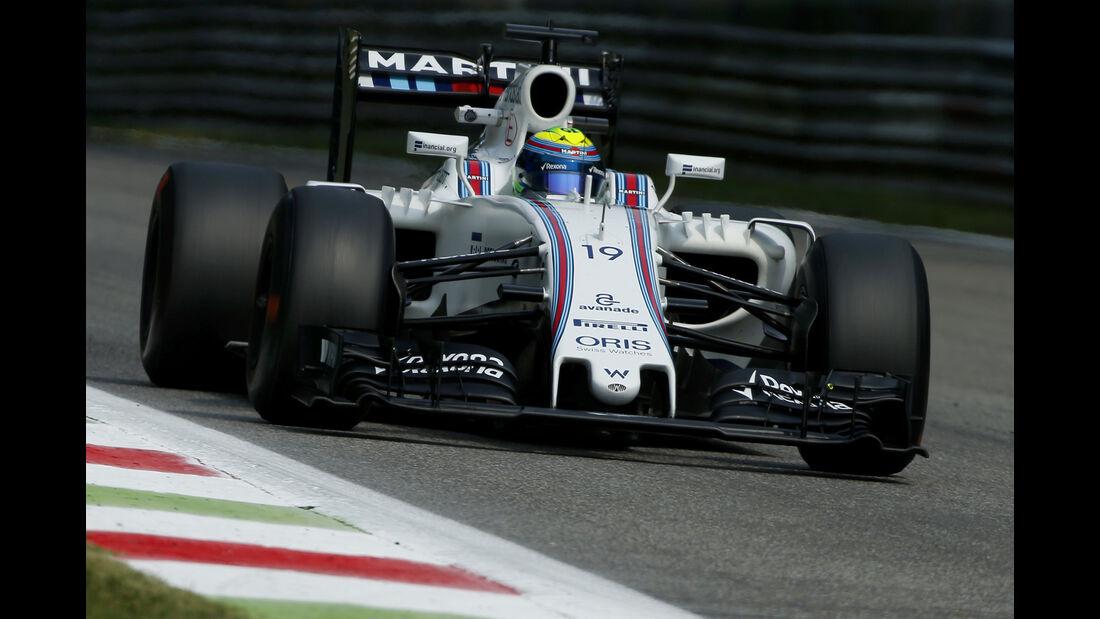 Felipe Massa - GP Italien 2016