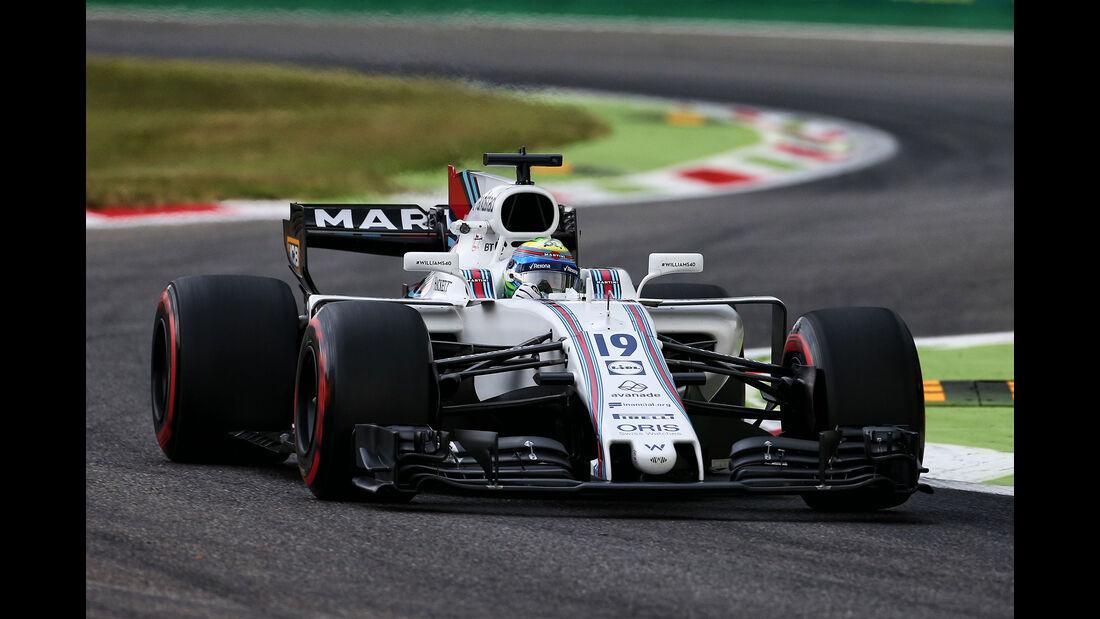 Felipe Massa - GP Italien 2017