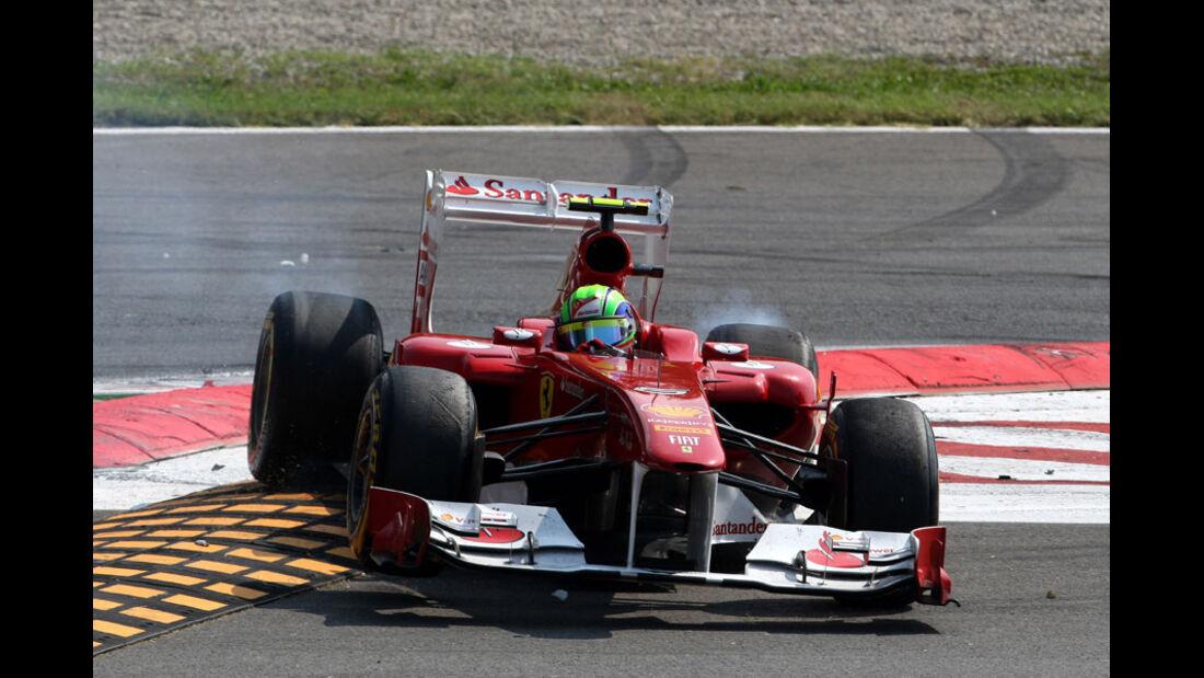 Felipe Massa GP Italien Monza 2011