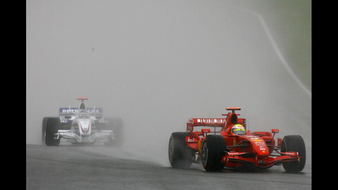 Felipe Massa GP Japan 2007