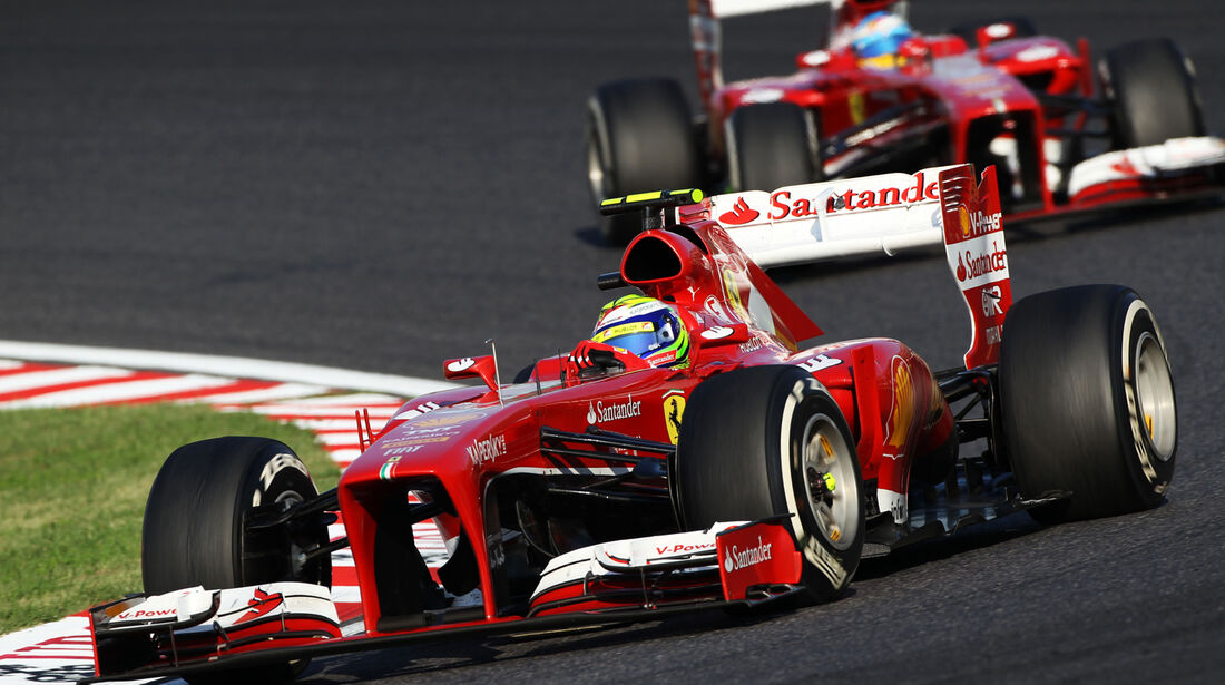 Felipe Massa - GP Japan 2013