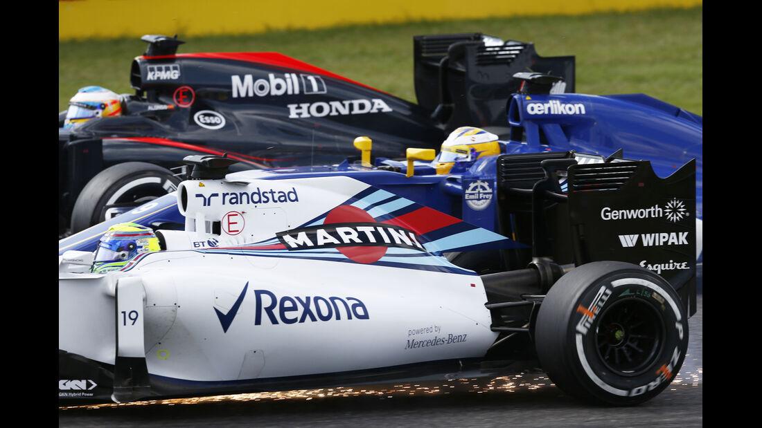 Felipe Massa - GP Japan 2015