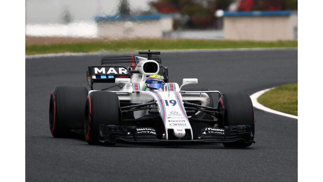 Felipe Massa - GP Japan 2017