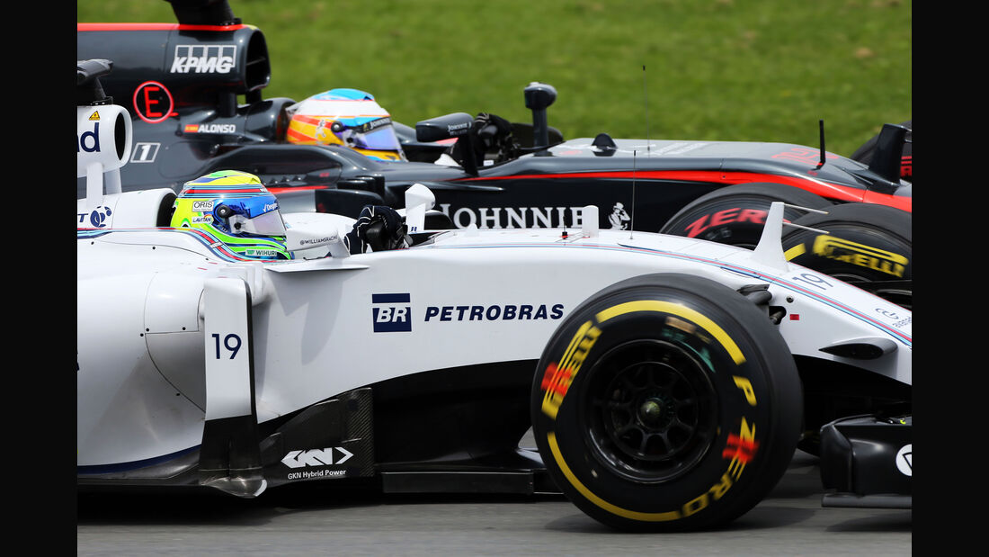 Felipe Massa - GP Kanada 2015
