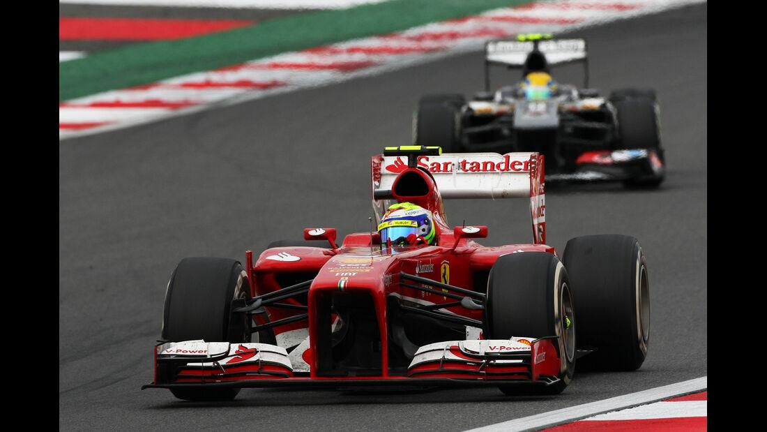Felipe Massa - GP Korea 2013