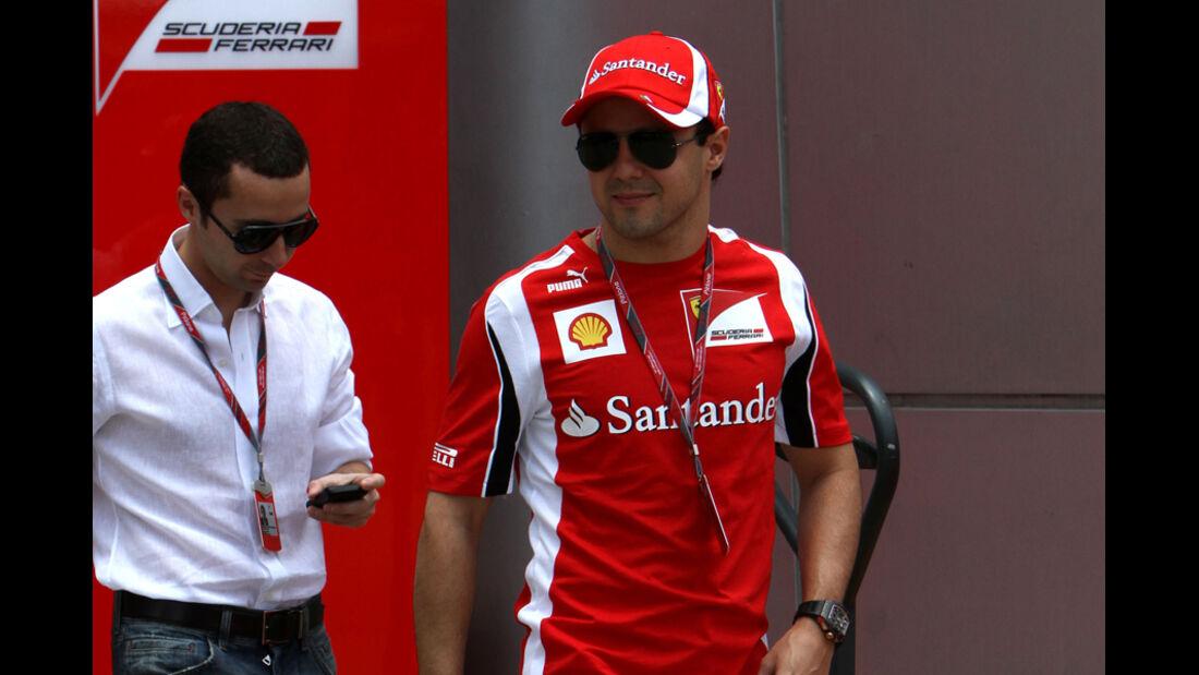 Felipe Massa - GP Malaysia 2011