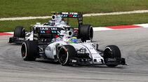 Felipe Massa - GP Malaysia 2015