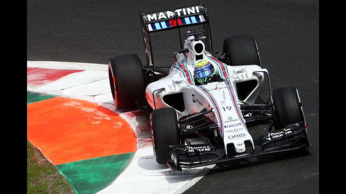 Felipe Massa - GP Mexiko 2015