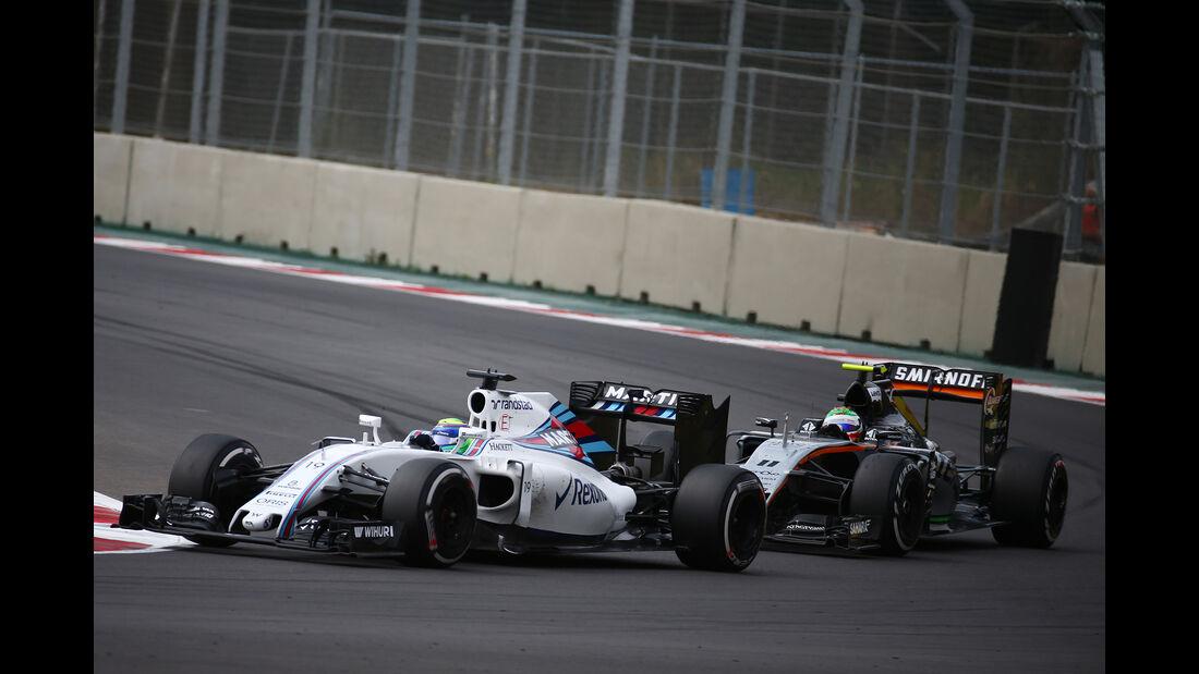 Felipe Massa - GP Mexiko 2016