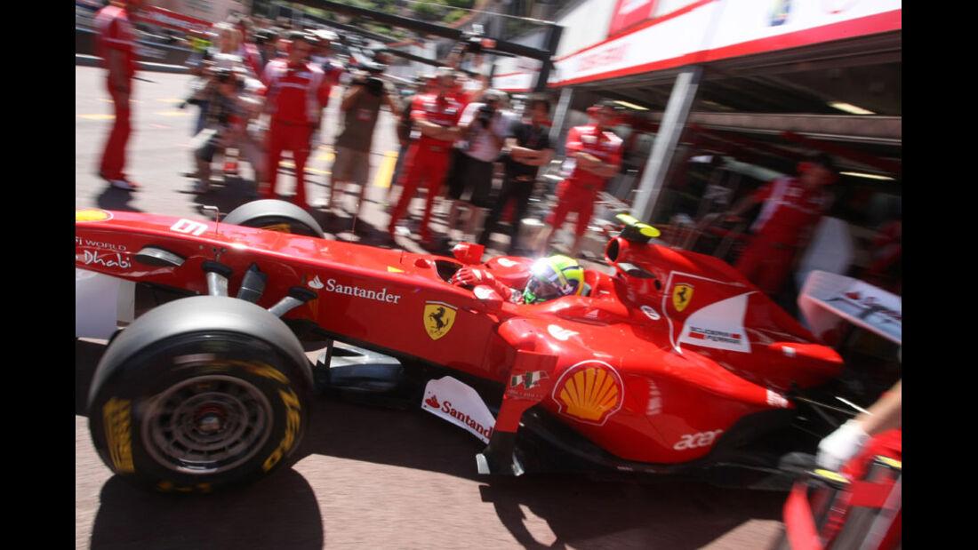 Felipe Massa GP Monaco 2011