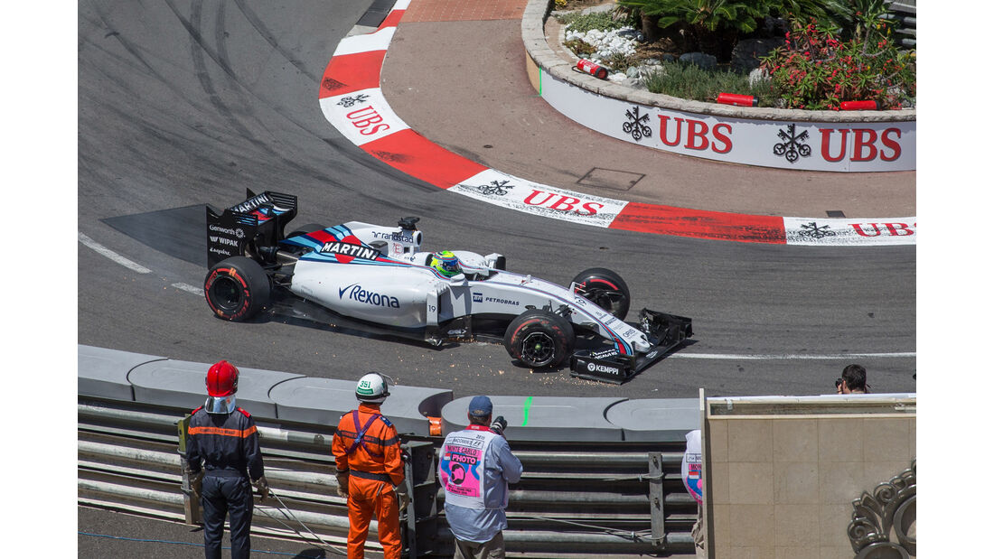 Felipe Massa - GP Monaco 2015