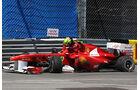 Felipe Massa GP Monaco Crashs 2011