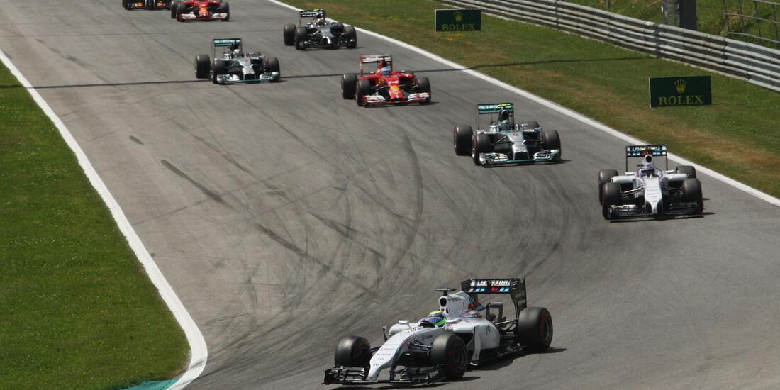 Schmidts F1 Blog: Lehrstunde für GP Veranstalter auto
