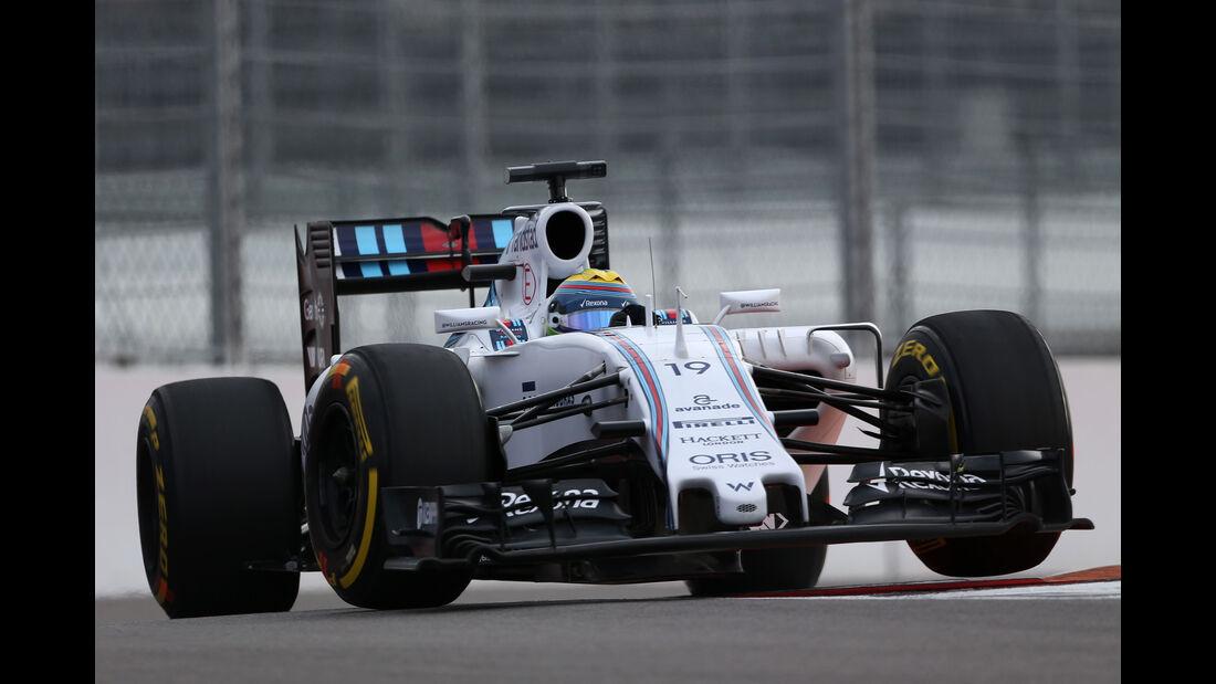 Felipe Massa - GP Russland 2015