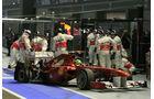 Felipe Massa GP Singapur 2011