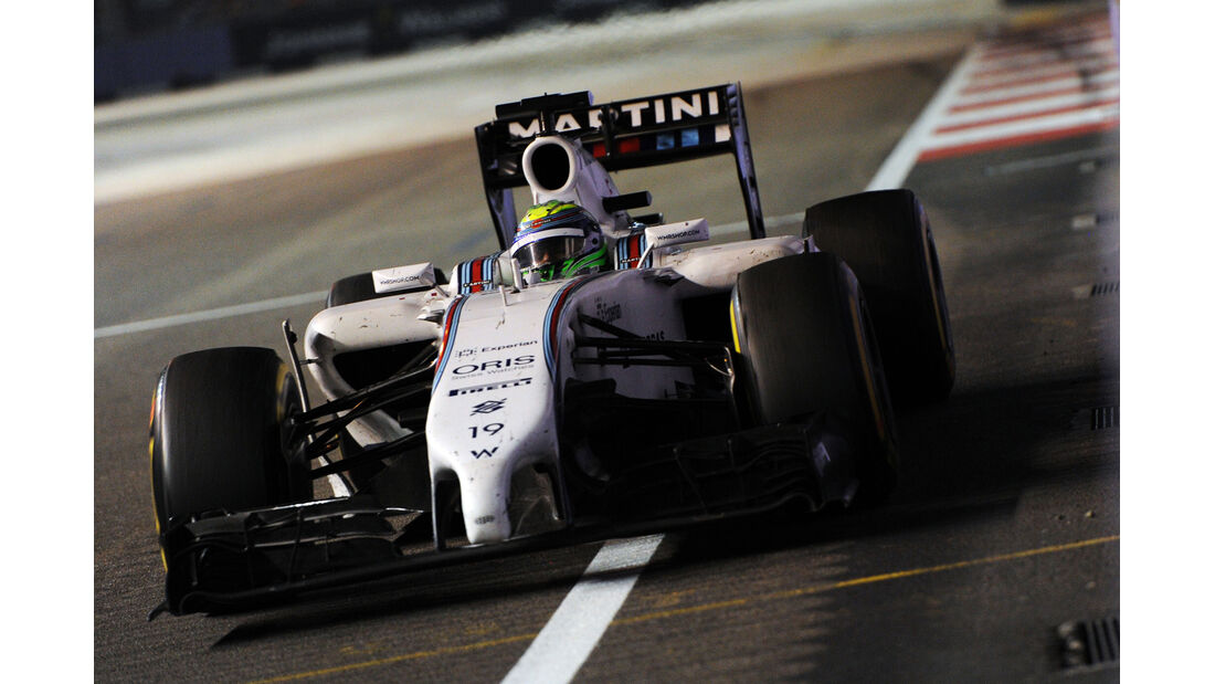 Felipe Massa - GP Singapur 2014