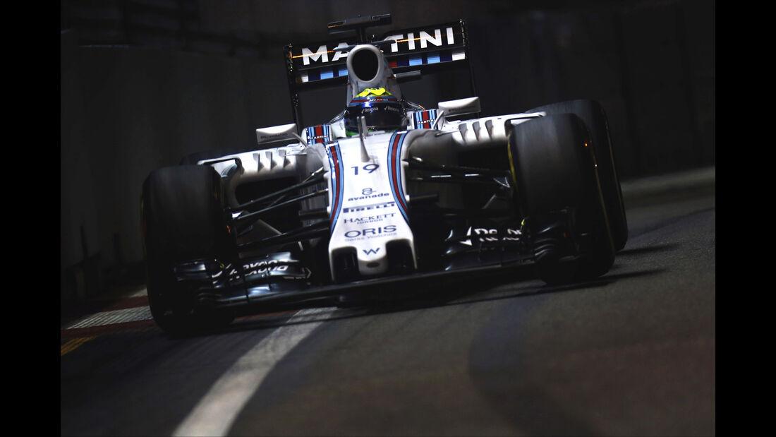Felipe Massa - GP Singapur 2015