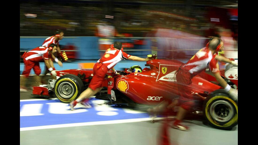 Felipe Massa - GP Singapur - 23. September 2011
