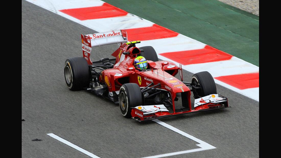 Felipe Massa GP Spanien 2013