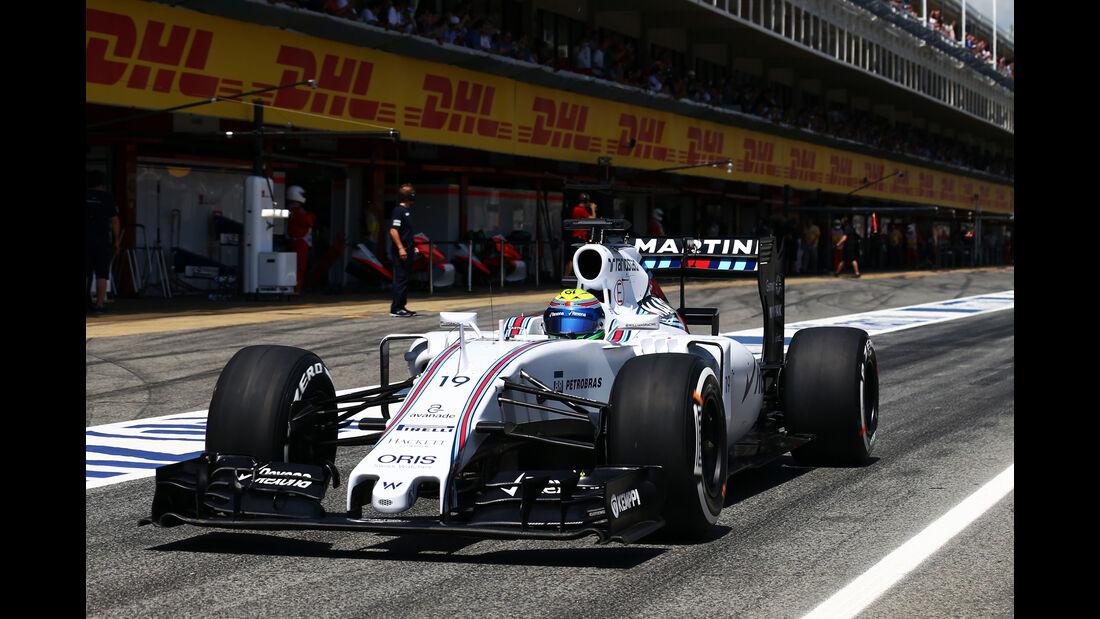 Felipe Massa - GP Spanien 2015