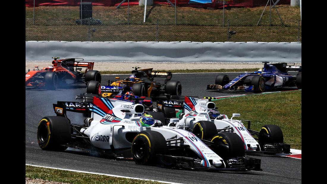 Felipe Massa - GP Spanien 2017