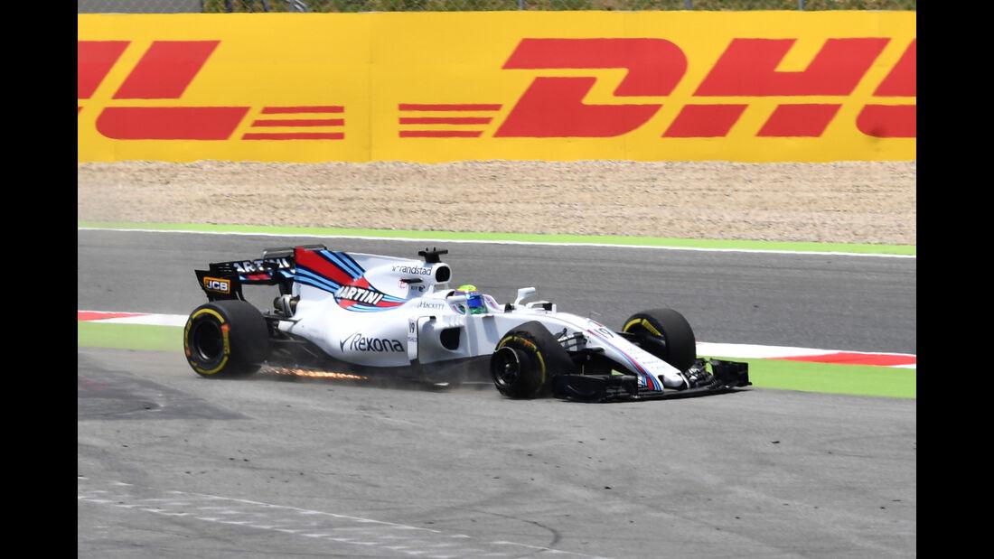 Felipe Massa - GP Spanien - Formel 1 - 2017