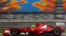 Felipe Massa GP Türkei 2011