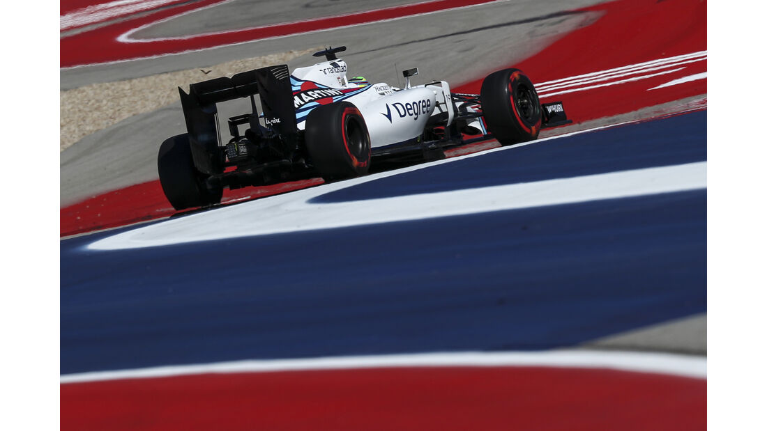 Felipe Massa - GP USA 2016