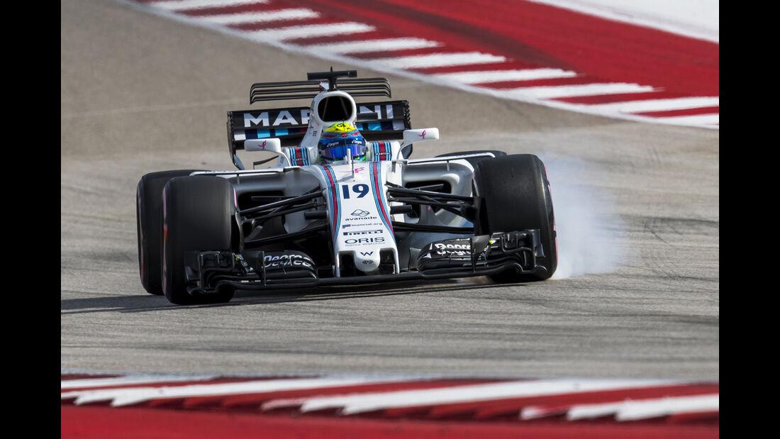 Felipe Massa - GP USA 2017