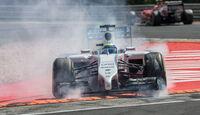 Felipe Massa - GP Ungarn 2014 - Danis Bilderkiste