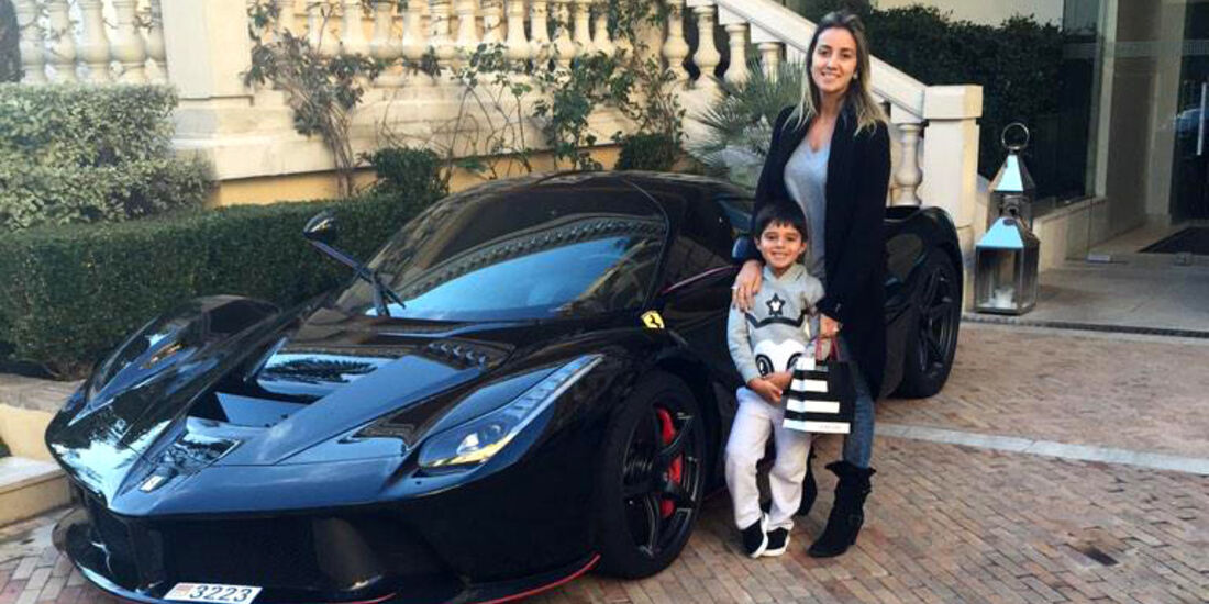 Felipe Massa - LaFerrari - Privatautos