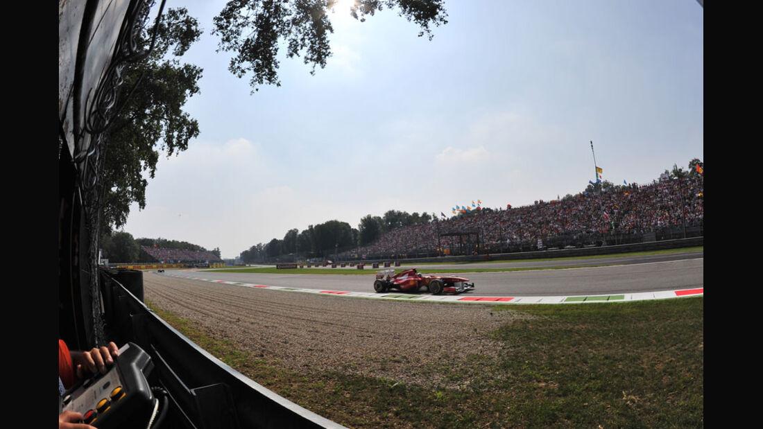 Felipe Massa - Maserati - GP Italien - Monza - 10. September 2011