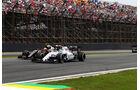 Felipe Massa - Pastor Maldonado - Formel 1 - GP Brasilien- 15. November 2015