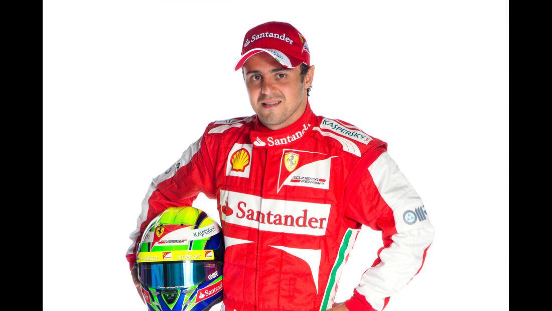 Felipe Massa Porträt 2013