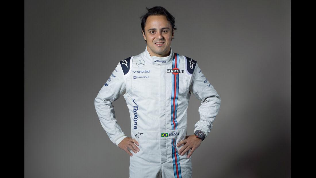 Felipe Massa - Porträt - Formel 1 - 2015