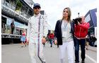 Felipe Massa & Rafaela Bassi