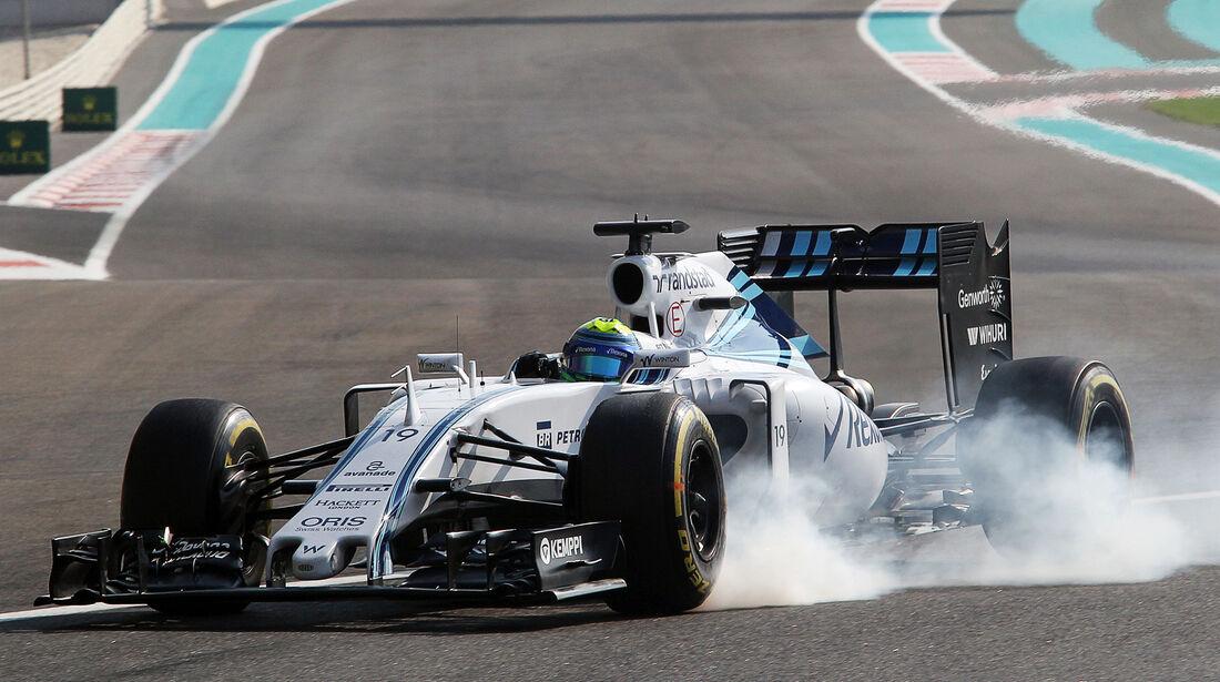 Felipe Massa - Red Bull - GP Abu Dhabi - 28. November 2015