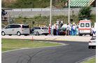 Felipe Massa - Unfall GP Ungarn 2009