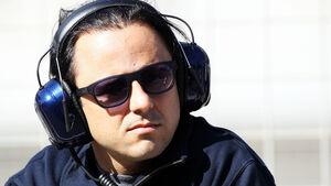 Felipe Massa - Williams - Formel 1 - Bahrain - Test - 21. Februar 2014