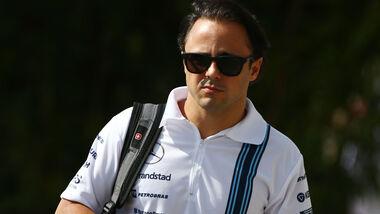 Felipe Massa - Williams - Formel 1 - GP Abu Dhabi - 20. November 2014