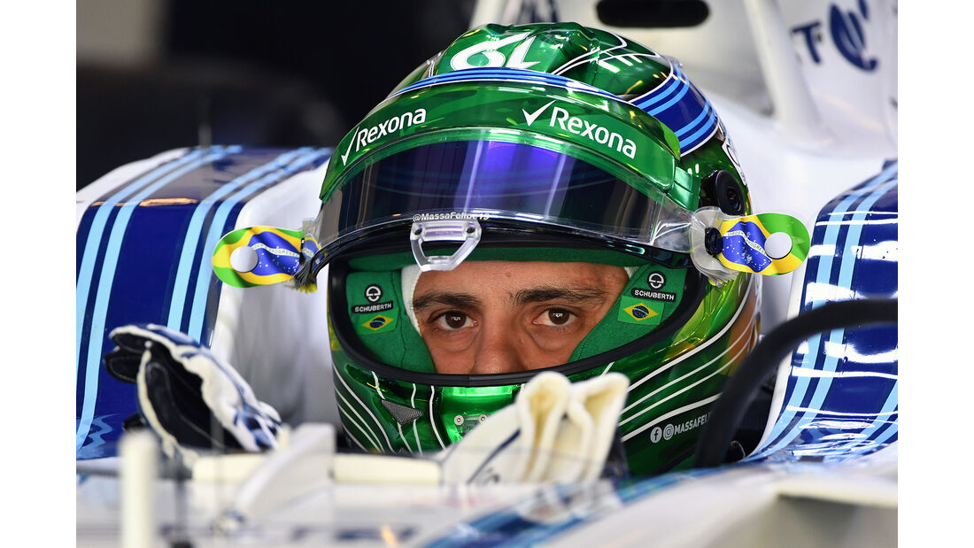 Felipe Massa - Williams - Formel 1 - GP Abu Dhabi - 24. November 2017