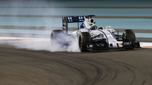 Felipe Massa - Williams - Formel 1 - GP Abu Dhabi - 27. November 2015
