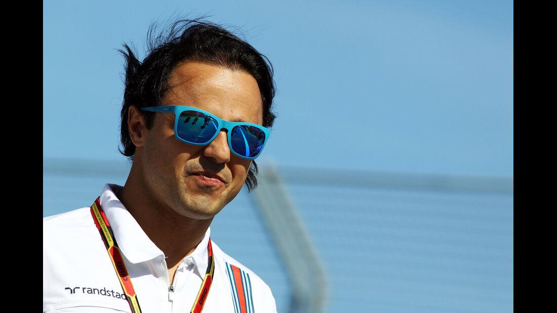 Felipe Massa - Williams - Formel 1 - GP Australien - 12. März 2014