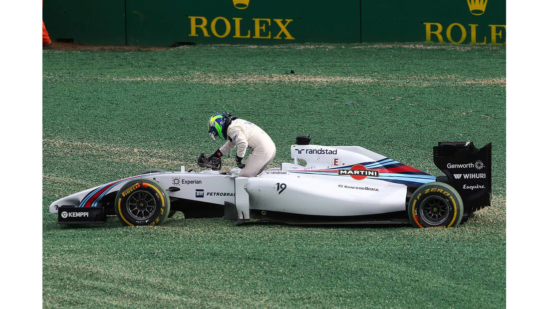 Felipe Massa - Williams - Formel 1 - GP Australien - 16. März 2014