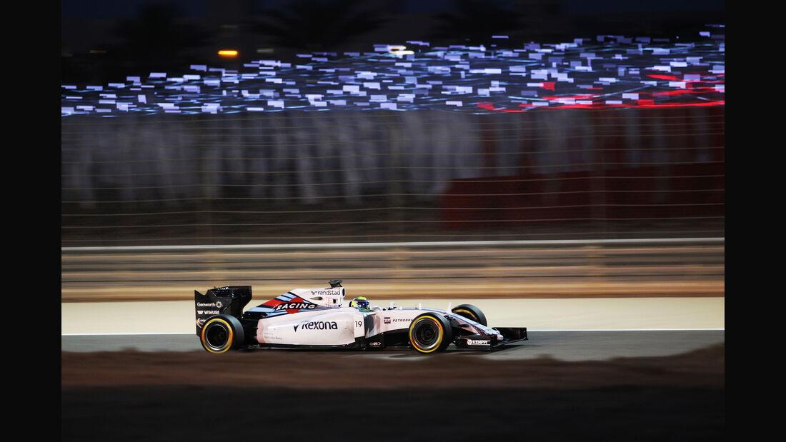 Felipe Massa - Williams - Formel 1 - GP Bahrain - 18. April 2015