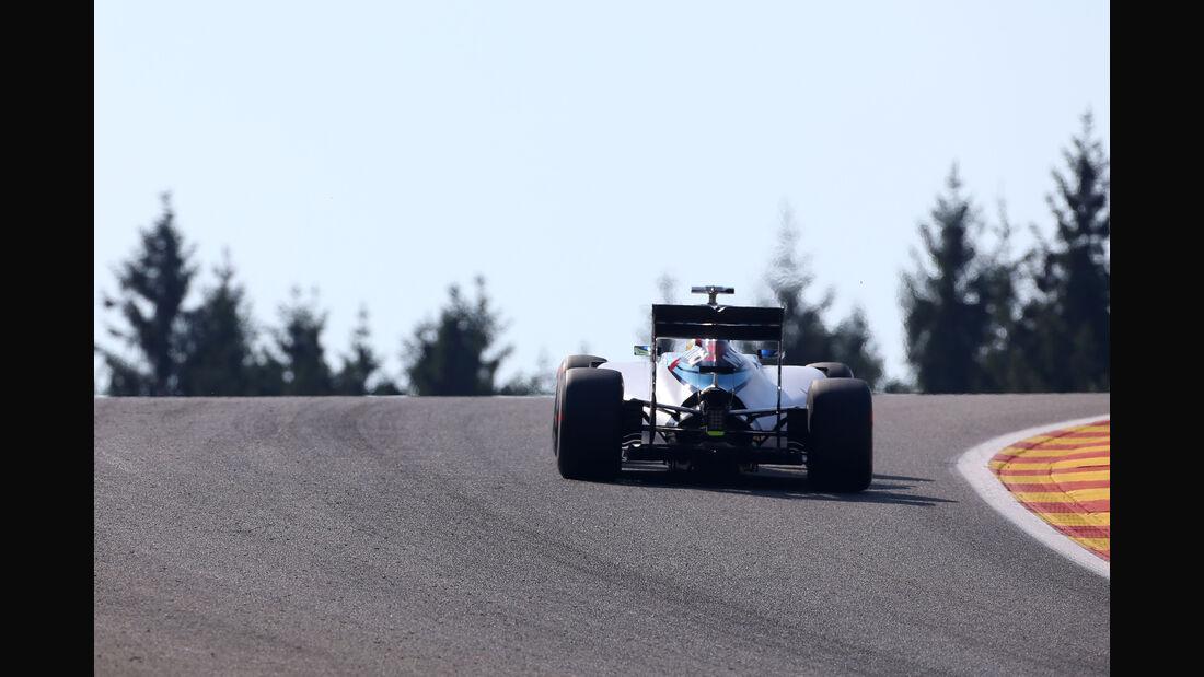 Felipe Massa - Williams - Formel 1 - GP Belgien - Spa-Francorchamps - 21. August 2015