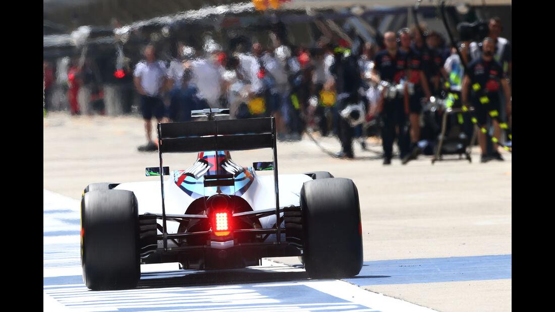 Felipe Massa - Williams - Formel 1 - GP China - Shanghai - 11. April 2015