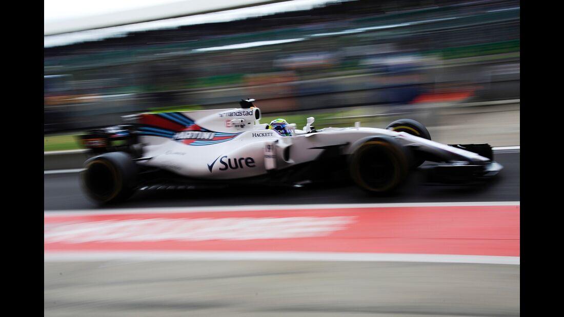 Felipe Massa - Williams - Formel 1 - GP England - 14. Juli 2017