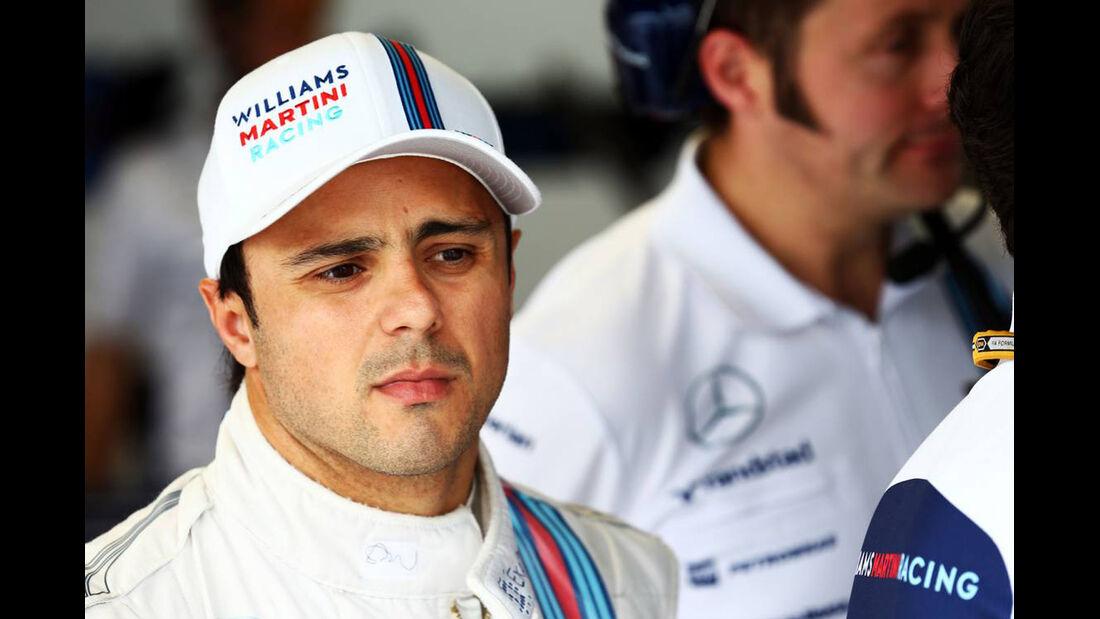 Felipe Massa - Williams  - Formel 1 - GP Italien - 5. September 2014